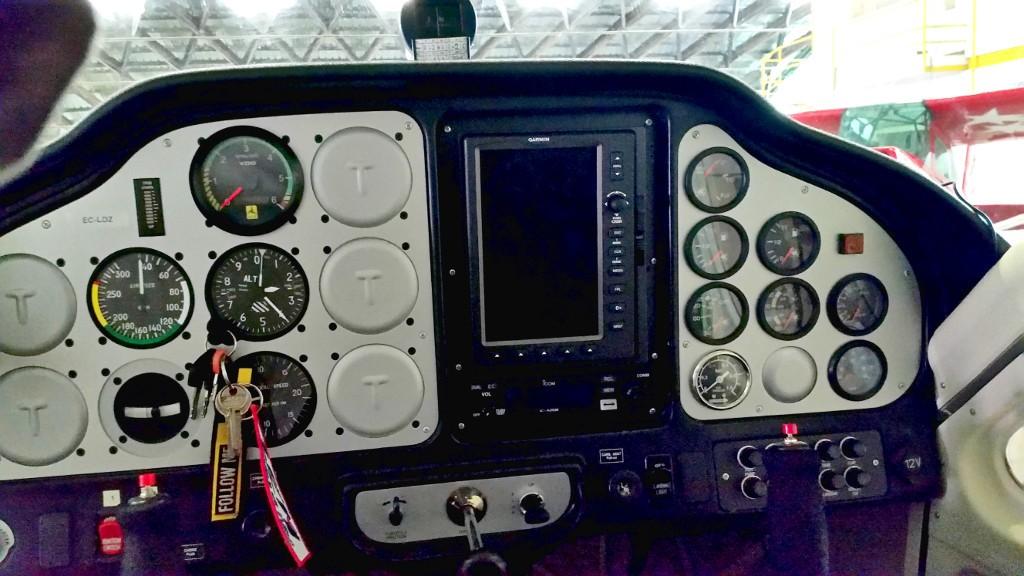 Panel de mandos 2